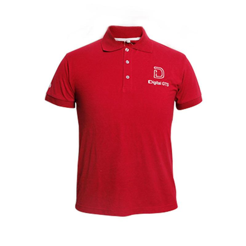 Polo shirt 100 Cotton High Quality Custom Embroidery
