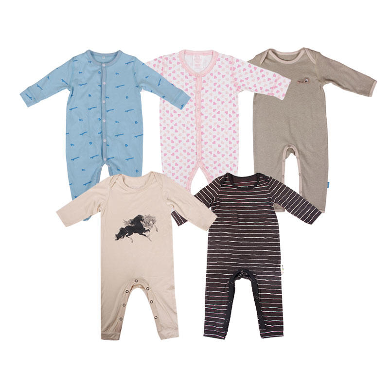 Baby Clothes Made In China factory Cheap Custom Design 100 Cotton