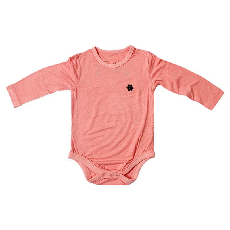 Baby romper custom cotton long sleeve in china