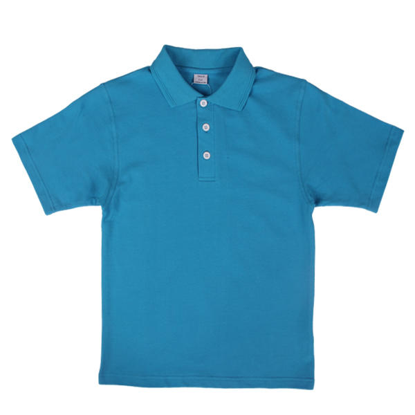 kids polo shirt OEM Service 100 cotton short sleeve High Quality Customized